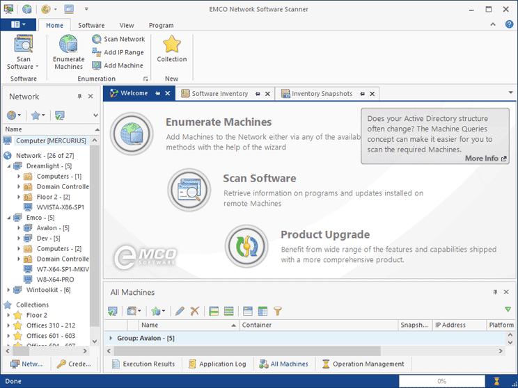 EMCO Network Software Scanner 2.0.8 full